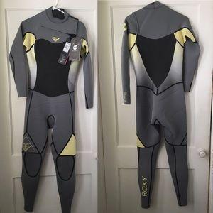 Brand New ROXY wet suit